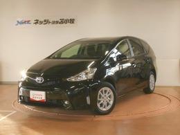 トヨタ プリウスα 1.8 S SDナビ・ETC・ドラレコ付ワンオーナー