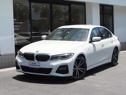 BMW 3シリーズ 320d xドライブ Mスポーツ ディーゼルターボ 4WD 黒レザー レーザーライト 19インチ