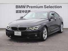 BMW 4シリーズグランクーペ の中古車 420i Mスポーツ 石川県野々市市 378.0万円