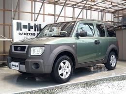 ホンダ エレメント 2.4 4WD ストックスタイル HID 純アルミ 車検2年