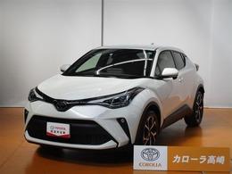 トヨタ C-HR 1.2 G-T 4WD SDナビ フTV バックM LED