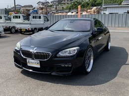 BMW 6シリーズ 640i 社外21インチアルミ 純正ナビ
