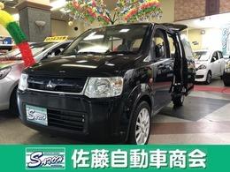 三菱 eKワゴン 660 MS 4WD シートヒーター パワースライドドア