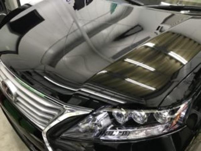 Aプラン画像:自社クリーニング部門でのガラスコーティング施工パックとなります。大切なお車のコーティングお任せください!