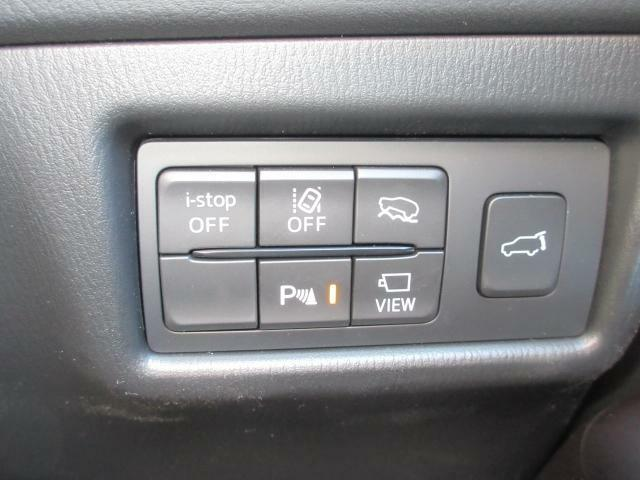 死角からの接近車両を検知するブラインドスポットモニタリング機能や、衝突被害を軽減させるスマートシティブレーキサポート、車線逸脱警報装置も完備しています!