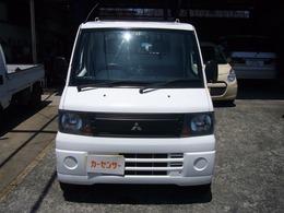 三菱 ミニキャブトラック 660 Vタイプ エアコン付 パワ-ステ エアコン付き
