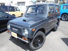 スズキ ジムニー 660 バン HC 4WD ターボ 1型