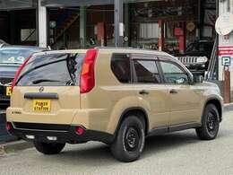 スノボやキャンプに活躍する国産SUV!