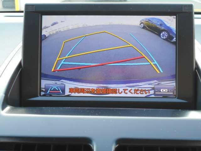バックカメラが付いております!駐車の際安心です!