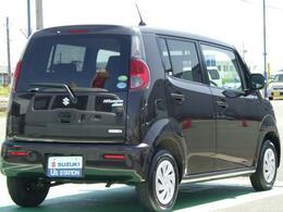 燃費向上に役立つアイドリングストップ機能付きMRワゴン ECO-Xタイプです