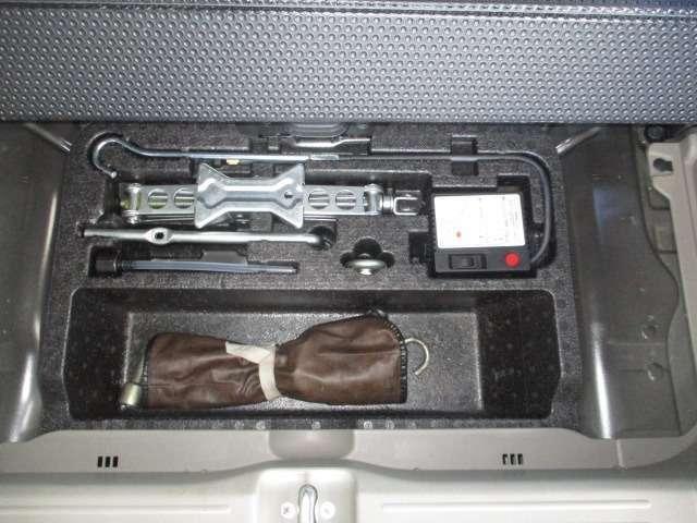 Aプラン画像:☆タイヤパンク応急修理キットを装備しています!!緊急時は安全な場所へ移動してから作業して下さい。