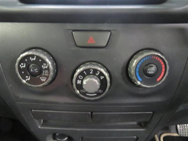 シンプルで扱いやすいマニュアルタイプのエアコンです。