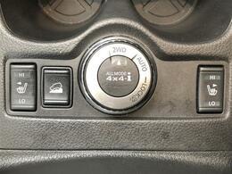 4WD!前席シートヒーター付きです!