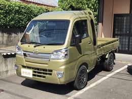 ダイハツ ハイゼットトラック 660 ジャンボ 3方開 4WD ・5速マニュアル・MLJアルミ