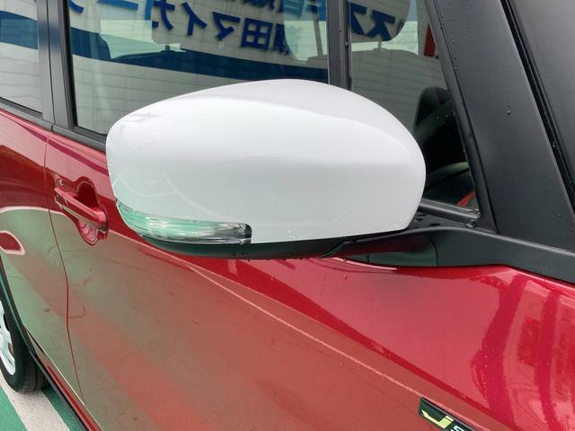 ドアミラーウィンカー付き!安全性にも優れております!