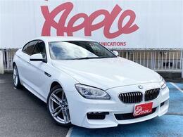 BMW 6シリーズグランクーペ 640i Mスポーツパッケージ 純正HDDナビ フルセグ Bカメラ ETC