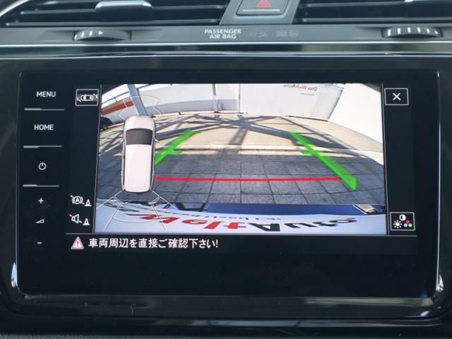 バンパーセンサー+バックカメラ付ですので車庫入れも安心です。