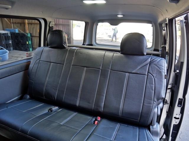 flexdream:オリジナルシートカバー ブラック