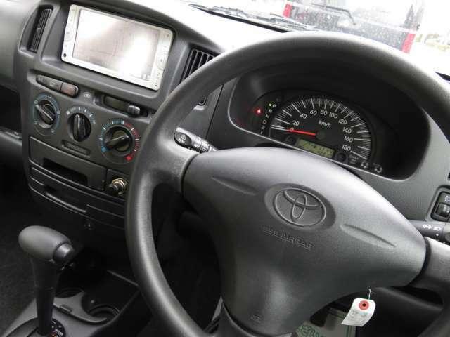 ワンセグTV付き!車内がまるでお部屋にいるかのような快適空間に!(^^)!CDオーディオついてます(*^^*)