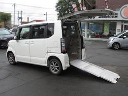 ホンダ N-BOX+ 660 G 車いす仕様車 4WD 福祉車輌 ワンオーナー