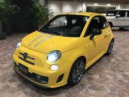 ☆限定色:ジアッロ・モデナ「イエロー」となります!特別なセカンドカーにいかがでしょうか?