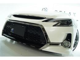 トヨタ マークX 2.5 250G Sパッケージ リラックスセレクション Gs仕様サンルーフ8インチナビTRDマフラー