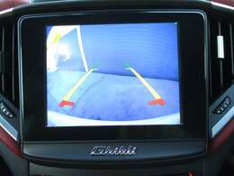 バックカメラが付いているので狭い場所でも安心して駐車できます(^^)/