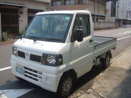 日産 クリッパートラック 660 SD 5速マニュアル 2WD エアコン ETC