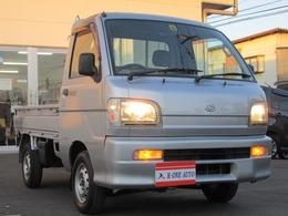 ダイハツ ハイゼットトラック 660 デラックス 3方開 4WD 走行距離無制限 2年間保証