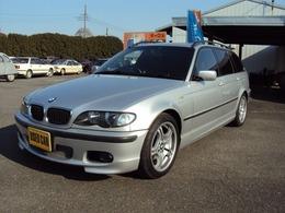 BMW 3シリーズツーリング 318i キーレス ETC アルミホイール