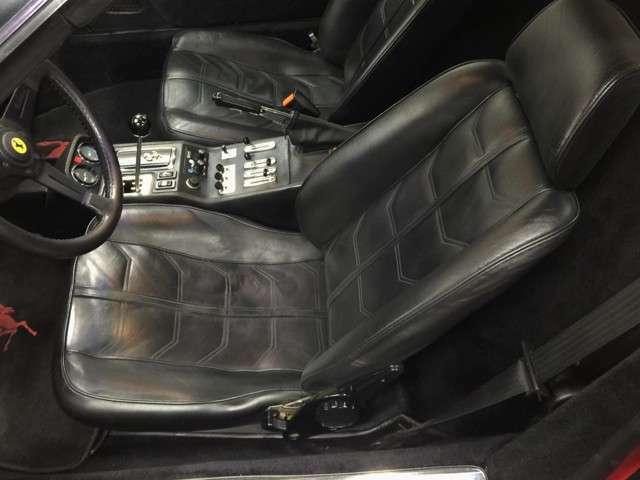 本革ブラックシートも手入れが行き届いています!