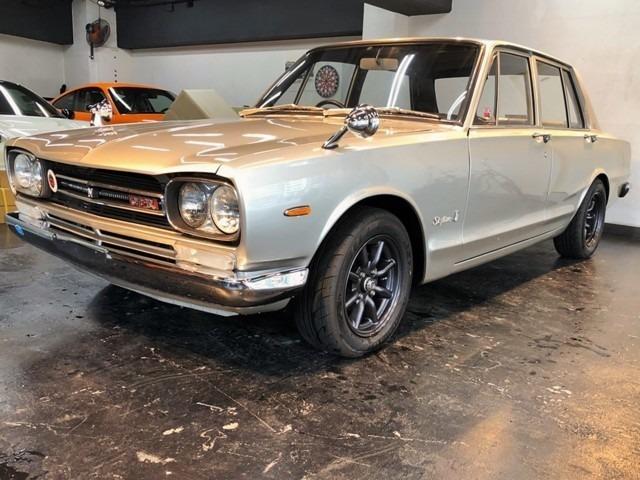 1969(44年)モデル!ハコスカGT-R(PGC10)!S20エンジン!
