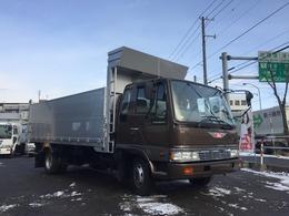 日野自動車 レンジャー 中古 ターボワイドファームダンプ