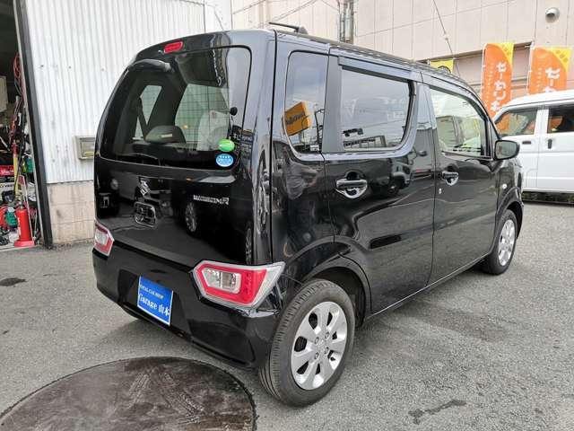 ENJOY CAR LIEF SUPPORTED BY GARAGE YAMAMOTO!ひとつひとつの動きに応えてくれるデザイン。ワゴンR♪