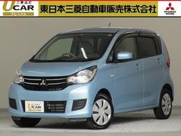三菱 eKワゴン 660 M 4WD /軽/寒冷地仕様/シートヒーター/1オーナ/CD