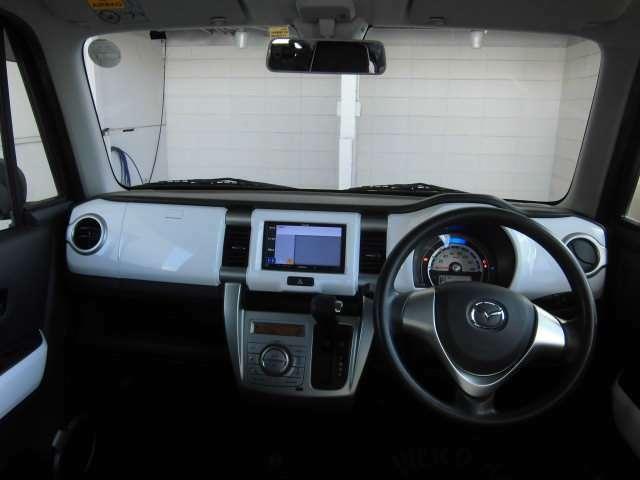窓も広くて視界も広いので運転もしやすいですよ!