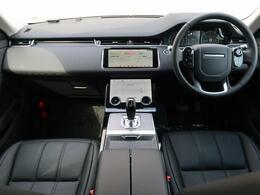 現行モデルのイヴォークを認定中古車でご紹介!実走行15kmの登録済未使用車となります!ドライブパック・パワーテールゲート・黒革シート・LEDヘッドランプ・SSDナビ・全周囲カメラ・スマートキー