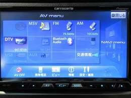 音楽ソースはCD/DVD/SC/SD/Bluetoothに対応してますのでスマホ連携も簡単です