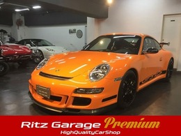 ポルシェ 911 GT3 RS D車 Full option 6MT 左H One owner