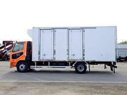 車両総重量7990kg 最大積載量2650kg