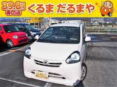 ダイハツ ミライース の中古車 660 X 和歌山県岩出市 29.8万円