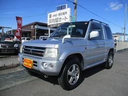 三菱 パジェロミニ 660 アクティブフィールド エディション 4WD ターボ/純正アルミホイール