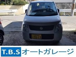 スズキ ワゴンR 660 ウィズ 車いす移動車 リヤシート付 電動固定式