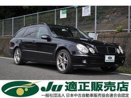 メルセデス・ベンツ Eクラスワゴン E240 地デジ ETC サンルーフ タイヤ新品