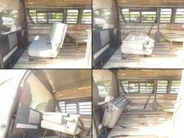 2ベンチシート!! ノンLEDヘッドランプ ブラックスチールホイール ディーゼルターボ