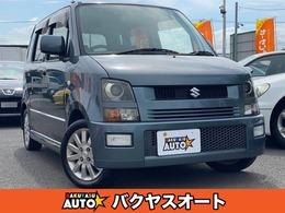 スズキ ワゴンR 660 RR-DI 4WD 4WD エアバック CD キーレス