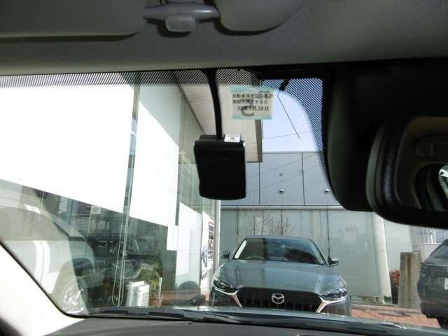事故時のトラブル防止に!ドライブレコーダー