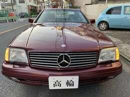とても美しい車です。