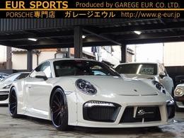 ポルシェ 911 カレラS PDK EUR-GTRワイドボディ 21inアルミ スポクロ