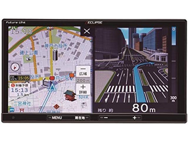 Bプラン画像:フルセグテレビ・DVDビデオ・CD・FM/AMラジオ・Bluetooth・SDカードにて録音可能です!